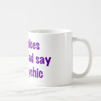 Psychic Voices Mugs