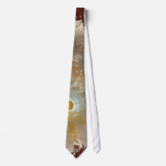 psychic windstorm neck tie