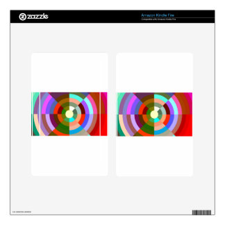 psychidelic circle.jpg skin for kindle fire