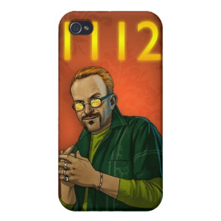 Psycho - 1112 Game Characters Cover For iPhone 4