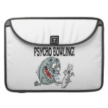 Psycho Bowling Sleeve For MacBooks