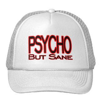Psycho But Sane Trucker Hat