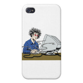 Psycho Clicker iPhone 4/4S Cover