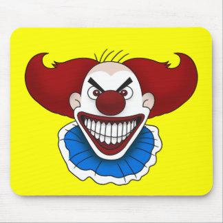 Psycho Clown Mousepad