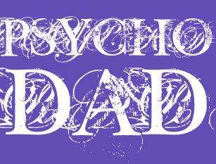 6eb7d70b9 Psycho Dad T-Shirts - T-Shirt Design & Printing | Zazzle