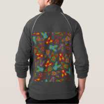 Psycho Easter Pattern colorful Jacket