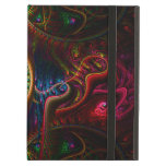 Psycho Gears Flame Fractal Art Case For iPad Air