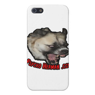 Psycho Herman .com Cover For iPhone SE/5/5s