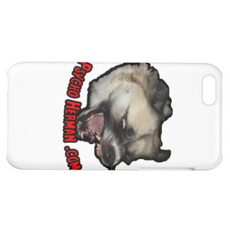 Psycho Herman .com iPhone 5C Cover