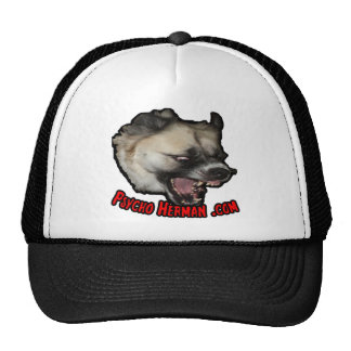 Psycho Herman .com Trucker Hat