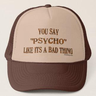 Psycho Humor Hats