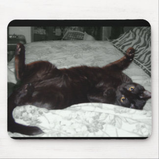 Psycho Kitty Mouse Pad