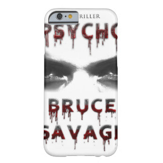 PSYCHO Official iPhone 6/6s case. Barely There iPhone 6 Case