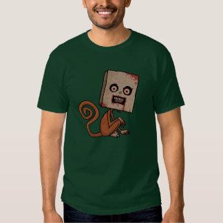 Psycho Sack Monkey T Shirt