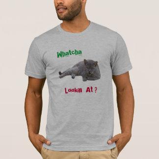 """""""Psycho Sadie:  Whatcha Lookin  At ?"""" T-shirt"""