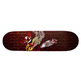 PSYCHO Skateboard skateboard