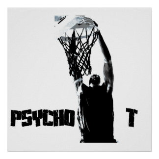 Psycho T Poster