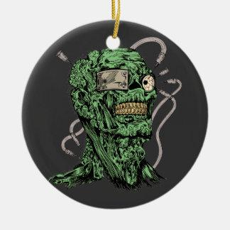 Psycho Zombie Ornaments
