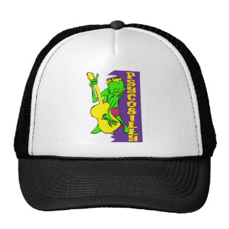 Psychobilly Trucker Hat