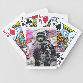Psychodelic Adventurist Bicycle Playing Cards