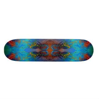 Psychodelic Smoke Skateboard Deck