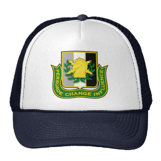 Psychological Operations insignia Trucker Hat