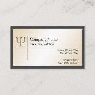 Psychologist business cards zazzle psychologist business card colourmoves