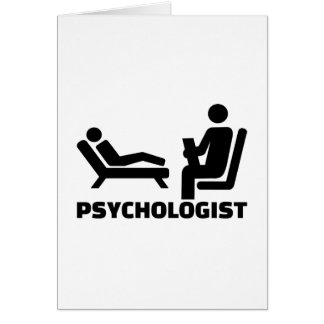 Psychologist Card