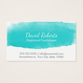 Psychologist business cards templates zazzle for Psychology business cards