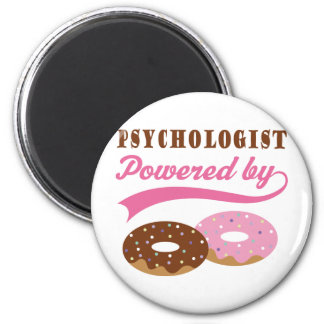 Psychologist Gift Donuts Magnets