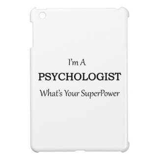 PSYCHOLOGIST iPad MINI CASES