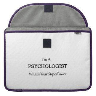 PSYCHOLOGIST MacBook PRO SLEEVE