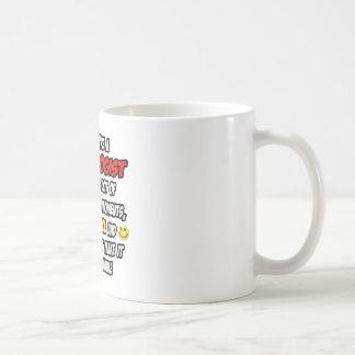 Psychologist .. OMG WTF LOL Coffee Mug