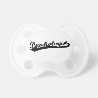 Psychologist Pacifier