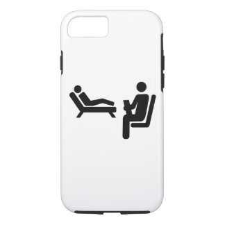 Psychologist patient iPhone 7 case