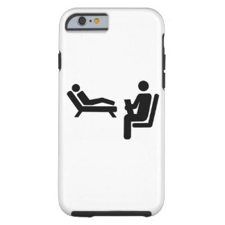 Psychologist patient tough iPhone 6 case