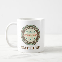 Psychologist Personalized Office Mug Gift