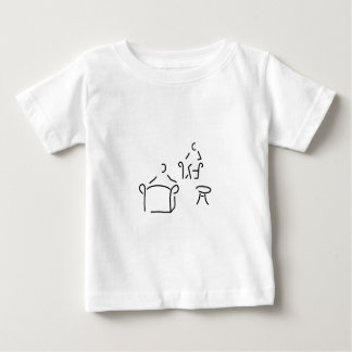 psychologist psychotherapeut psychotherapie baby T-Shirt