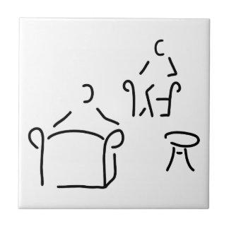 psychologist psychotherapeut psychotherapie ceramic tile