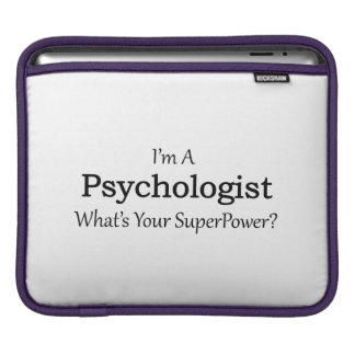 Psychologist Sleeve For iPads