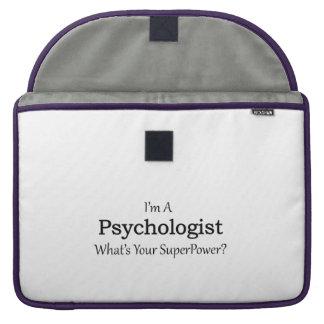 Psychologist Sleeve For MacBooks