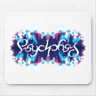 Psychology ambigram mousepad