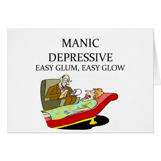 PSYCHOLOGY CARD