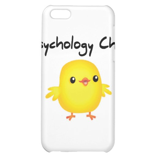 Psychology Chic iPhone 5C Cover