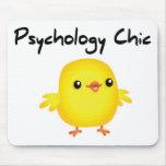 Psychology Chic Mousepads