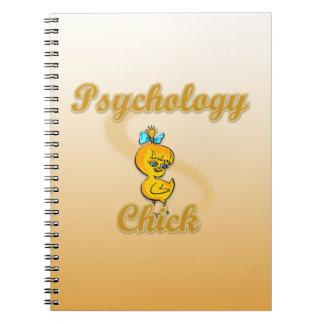 Psychology Chick Notebook