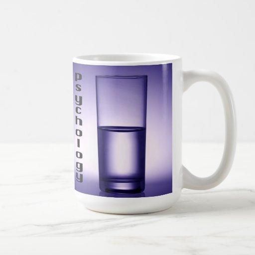 Psychology Classic White Coffee Mug