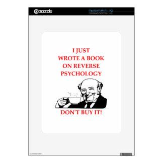 PSYCHOLOGY iPad SKINS