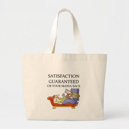 PSYCHOLOGY joke Tote Bag