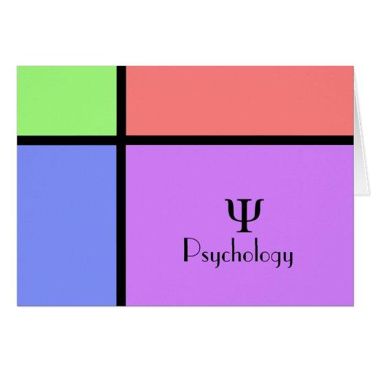Psychology Note Cards